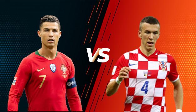 Португалия срещу Хърватия
