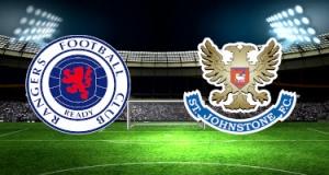 Прогноза: Рейнджърс - Сейнт Джонстоун 12-08-2020 - Шотландски Премиършип