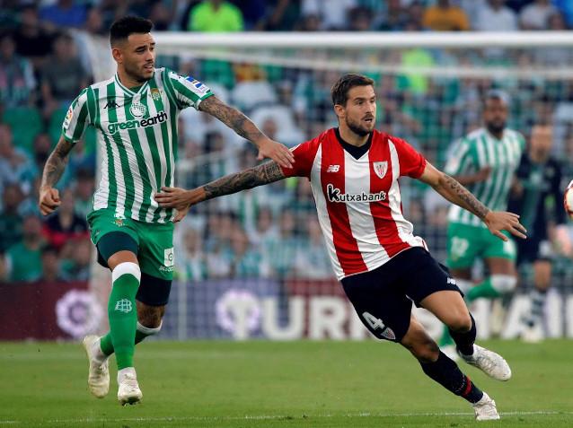 Бетис срещу Атлетик Билбао