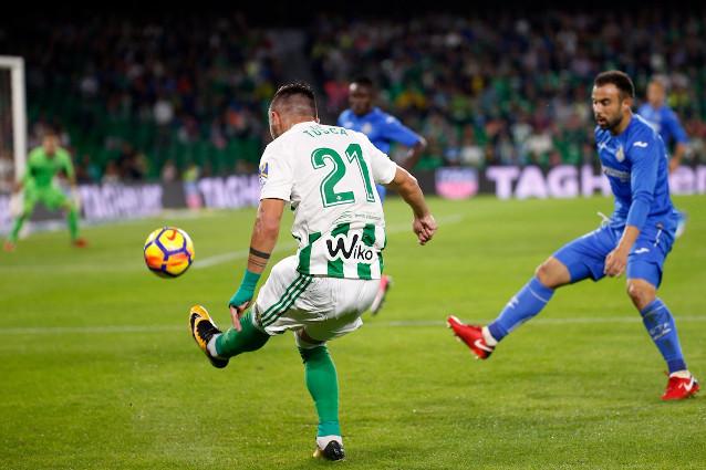 Реал Бетис срещу Хетафе