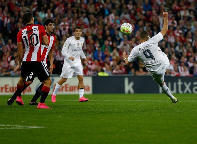 Реал Мадрид срещу Атлетик Билбао