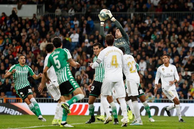 Реал Мадрид срещу Бетис