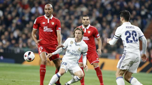 Реал Мадрид срещу Севиля