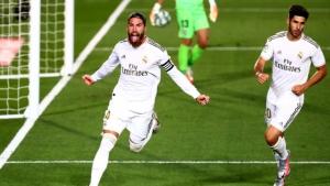 Реал Мадрид е вече с четири точки актив на първото място в Испания