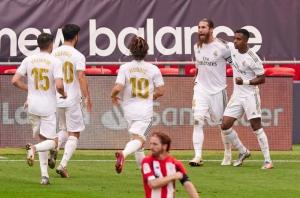 Реал Мадрид със седма поредна победа в Примера