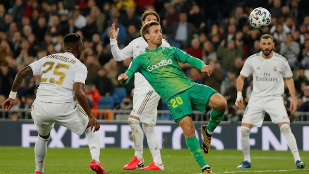 Реал Сосиедад срещу Реал Мадрид