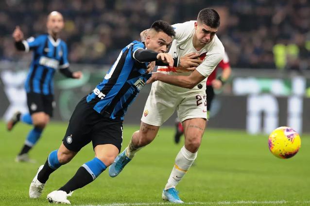 Рома срещу Интер