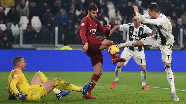 Рома срещу Ювентус