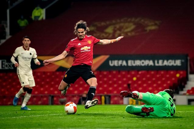 Рома срещу Манчестър Юнайтед