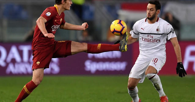 Рома срещу Милан