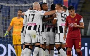 Рома инкасира втора последователна загуба в Серия А