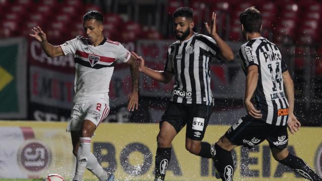 Сао Пауло срещу Куяба