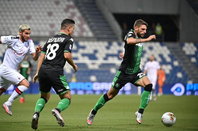 Сасуоло срещу Торино