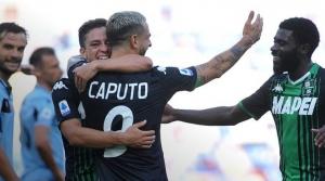 Сасуоло постигна победа над Лацио