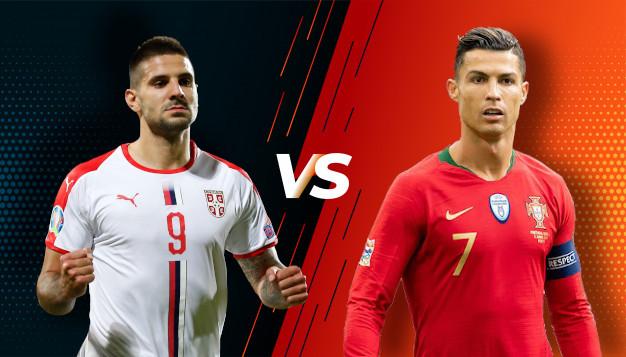 Сърбия срещу Португалия
