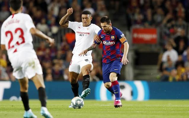 Севиля срещу Барселона