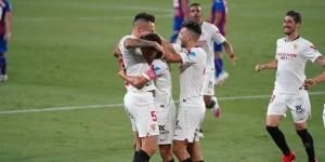 Севиля записа втори последователен успех в испанската Ла Лига