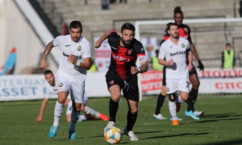 Славия срещу Локомотив Пловдив