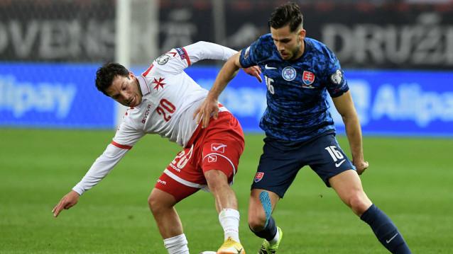 Русия срещу Словакия