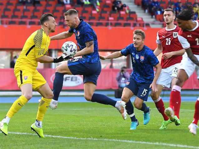 Полша срещу Словакия