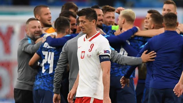 Швеция срещу Словакия