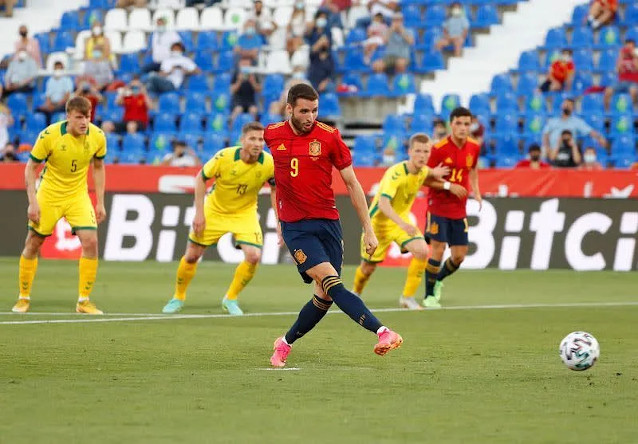 Испания срещу Швеция
