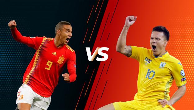 Испания срещу Украйна