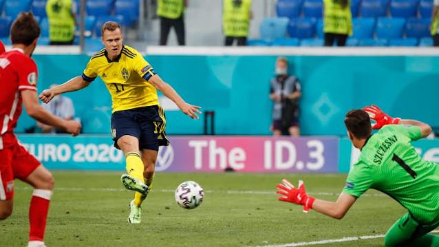 Швеция срещу Украйна