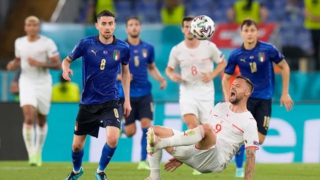 Швейцария срещу Турция
