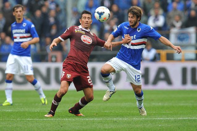 Торино срещу Сампдория