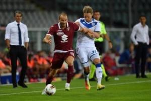 Торино постигна победа над Бреша в последният кръг в Серия А