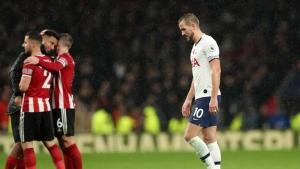 Тотнъм допусна поражение от Шефилд Юнайтед