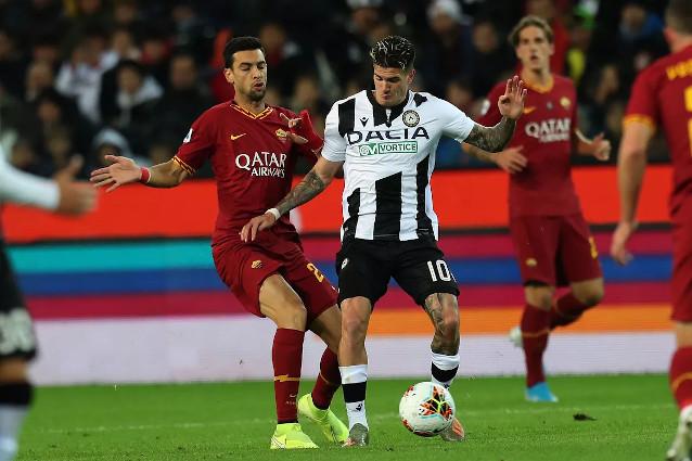Удинезе срещу Рома