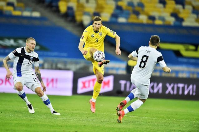 Финландия срещу Украйна