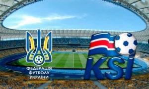 Украйна - Исландия