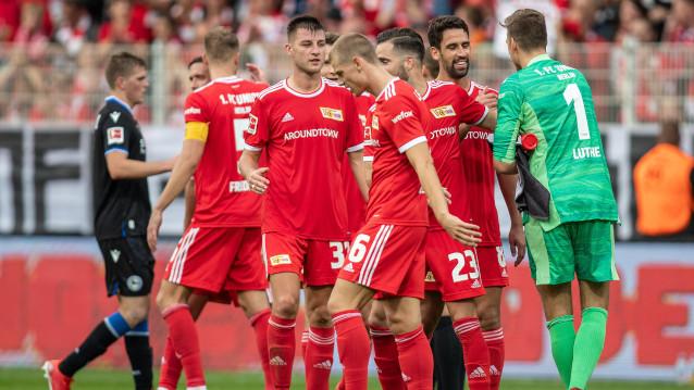 Майнц 05 срещу Унион Берлин