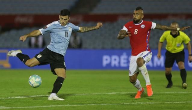 Перу срещу Уругвай