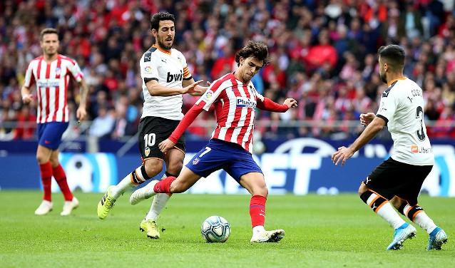 Валенсия срещу Атлетико Мадрид