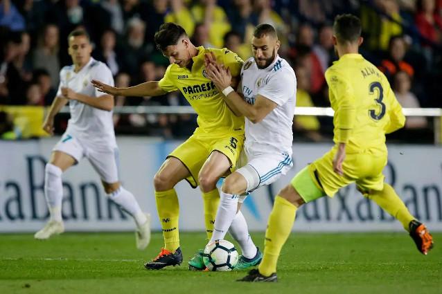 Виляреал срещу Реал Мадрид