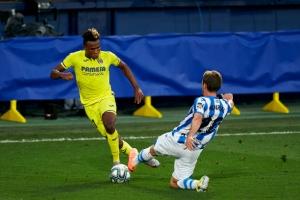 Виляреал с поражение от Реал Сосиедад