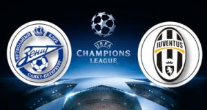 Прогноза: Зенит - Ювентус 20-10-2021 - Шампионска Лига