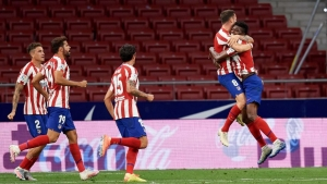 Atletico Madrid wins against Celta