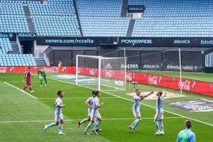 Celta Vigo scored six goals against Alaves