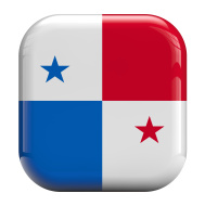 флаг на панама