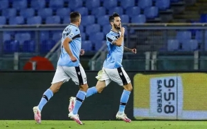 Lazio with important win against Fiorentina