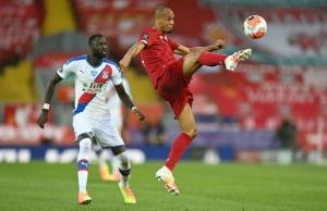 Ливърпул отбеляза четири гола срещу Кристъл Палъс