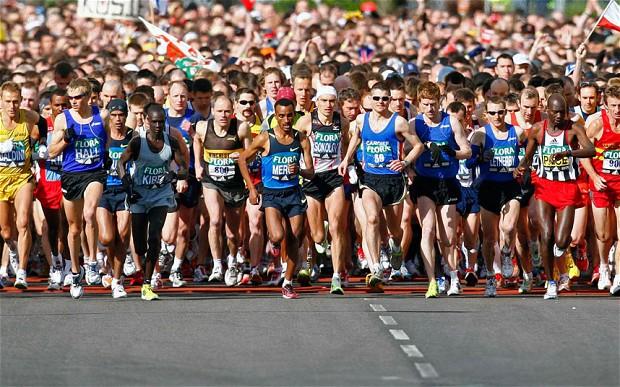 marathon правилен избор