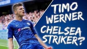 Тимо Вернер може да премине в Челси